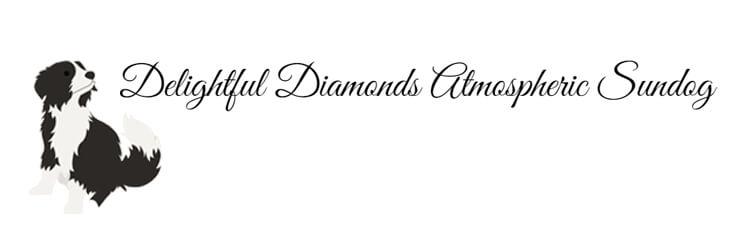 Delightful Diamonds Atmospheric Sundog